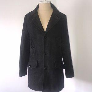 European Esprit Winter Wool Men's Coat S